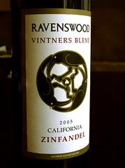 Ravenswood  2005 Vintners Blend Zinfandel