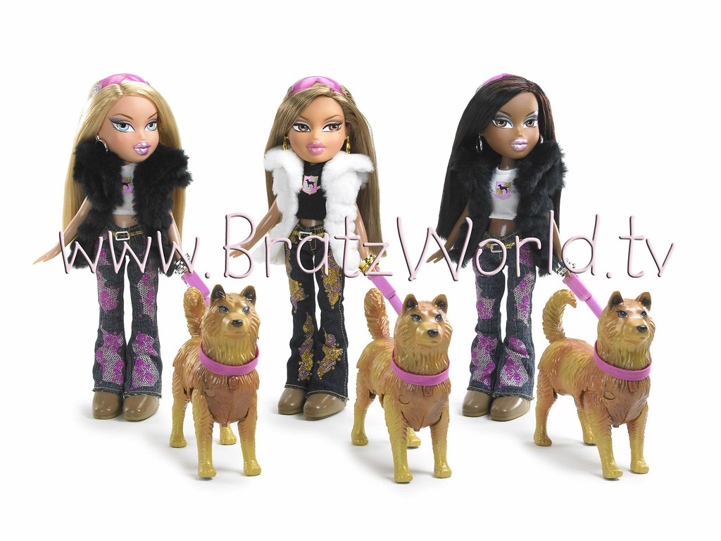 Bratz Kidz Fairy Tales Dolls Bratz Kidz Winter Vacation RC