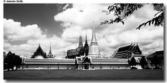Bangkok (photostar58) Tags: bw thailand nikon bangkok slide bn fm biancoenero royalpalace smorgasbord nikonfm photostar 123bw 28mmf28e nikonclub bnpaesaggio antoniostella wowiekazowie bnfotodelmesepaesaggio nikon28mmf28e antoniostella