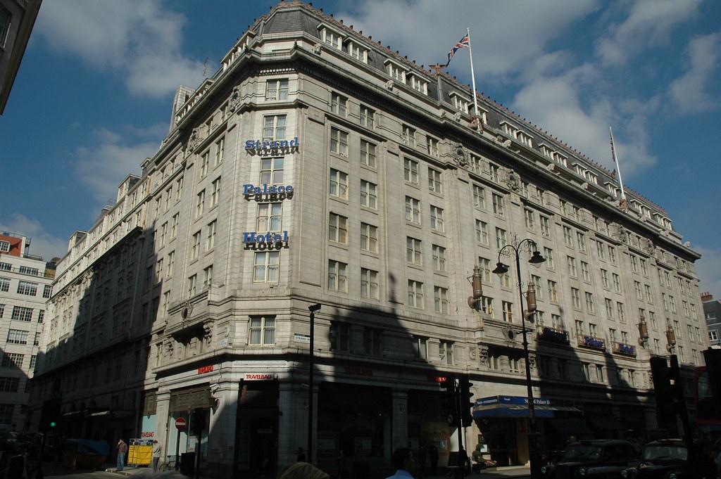 Strand Palace Hotel WC2