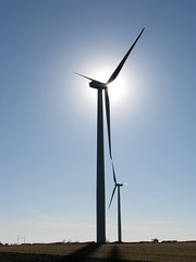 Wind Power in Tazewell County, Illinois