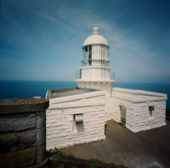 Light house (chizuru-bis) Tags: film pinhole zero2000 66 kyotoprefecture  kyogamisaki