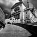 Entrée vers l'oratoire St-Joseph (Montreal)