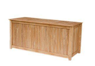 Classic Teak Storage Box