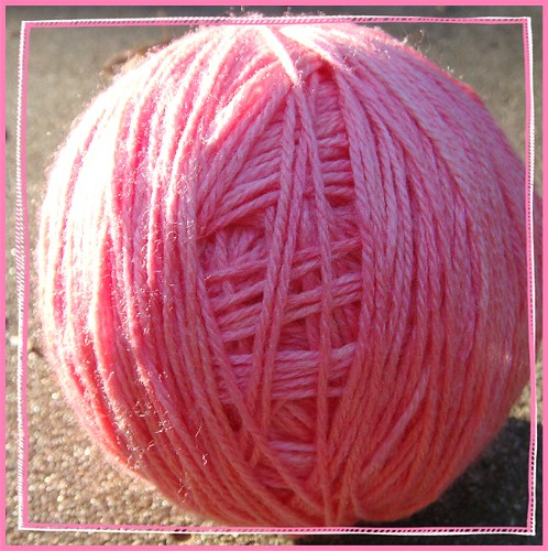miss babs 'bamboo baby' in colorway 'dahlia'