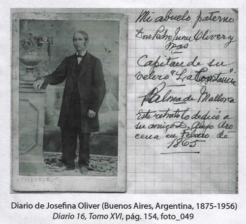 Pedro Juan Oliver y Mas