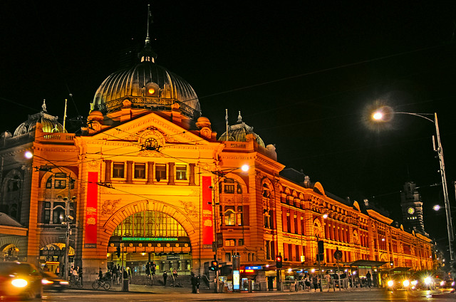 Melbourne 2009