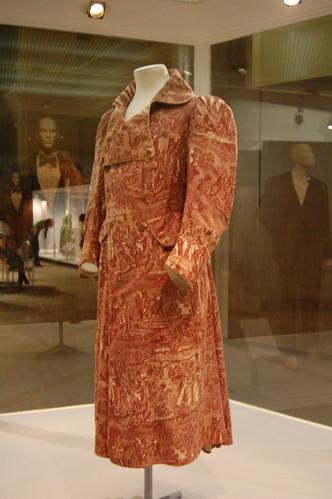 Miehen dresscoat