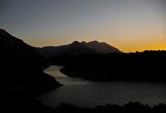 Tramonto Sardo (Carhove) Tags: sardegna sunset sun sol water rio river atardecer agua tramonto sardinia montañas cerdeña golfodiorosei nikond80 cedrino platinumphoto carhove saariysqualitypictures mygearandmepremium