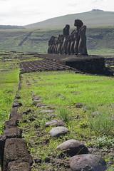 Ahu Tongariki (icyjumbo) Tags: places manmade moai easterisland built manufactured ahu ahutongariki