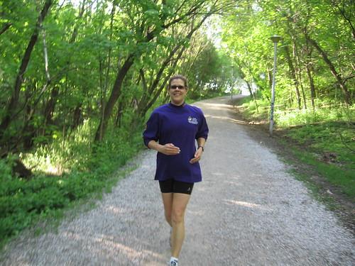 Jean's Marines Alumni Training Run