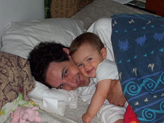 עם אבא