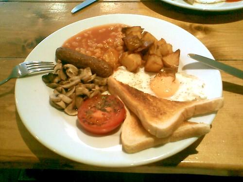Mess Cafe, Hackney, London