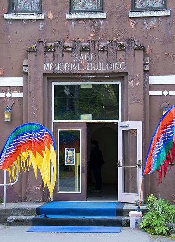 Sage Memorial Building