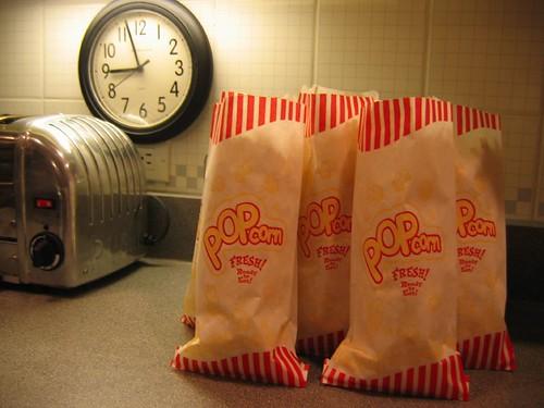 Popcorn's Ready