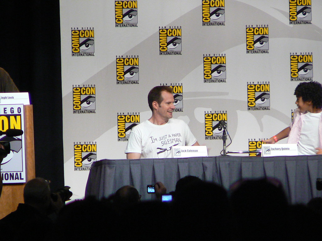 Zachary Levi joins Heroes: Reborn – Salt Lake Comic Con
