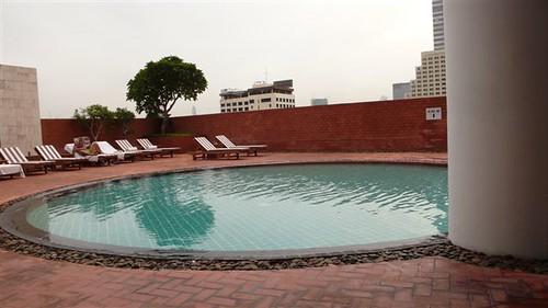 Terraza del Hotel Lebua en State Tower