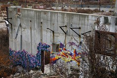 ceaze ewok from above.jpg (STC4blues) Tags: streetart graffiti jerseycity ewok sk hoboken opiate ceaze
