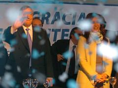 Cristina Fernández en La Matanza por Cristina Fernández