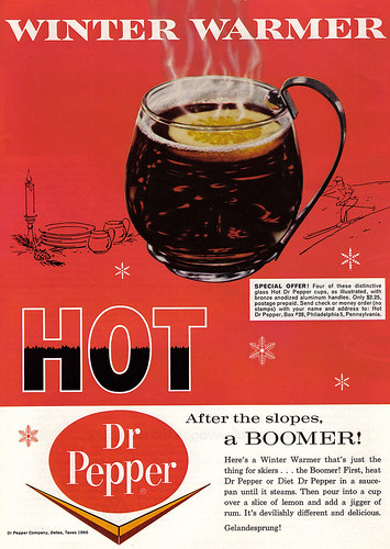 Vintage Ad #341: Winter Warmer