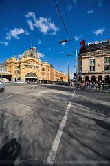 Flinders & Swanson St