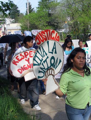 """La Marcha II: """"Justicia"""""""