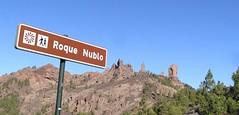 Roque Nublo Roque el Fraile Roque La Rana Tejeda Isla de Gran Canaria 01 (Rafael Gomez - http://micamara.es) Tags: roque nublo y su entorno isla gran canaria islas canarias el fraile la rana tejeda de