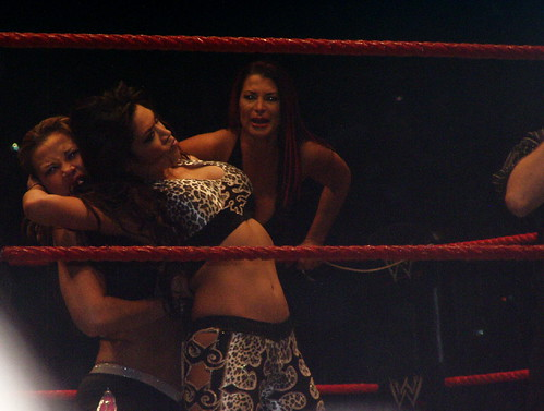 mickie james tights pulled