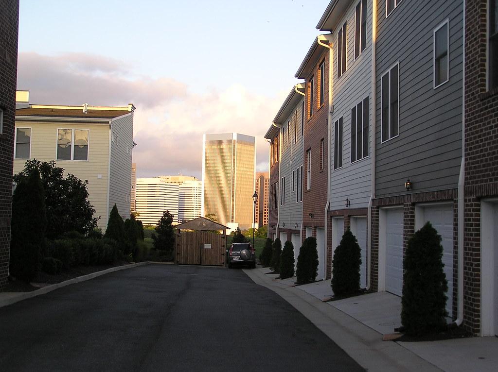 Oregon Hill: Richmond, Virginia