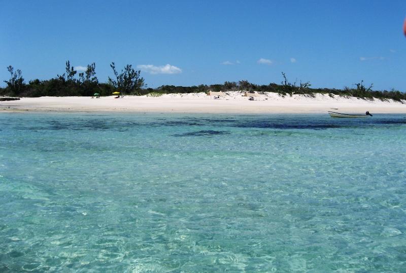 Ilha Santa Carolina, Arquipélago de Bazaruto