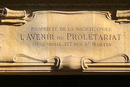19 septembre 2007 Paris Rue du Faubourg Saint-Jacques