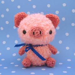 Amigurumi Piggy
