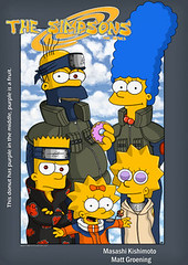 simpsons naruto (cat_city) Tags: naruto lossimpsons