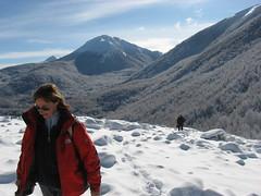 Colle Impiso (Viaggiare nel Pollino di Giuseppe Cosenza) Tags: parco white snow cold trekking cool neve inverno bianco freddo tundra nazionale pollino escursioni