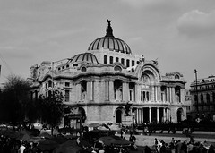 Palacio de bellas, Mexico city, state of Mexico, Mexico (ek_always) Tags: de fine arts palace artes bellas palacio