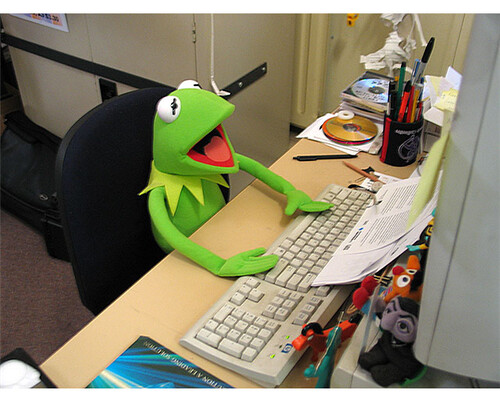 kermit learn more about web meetings