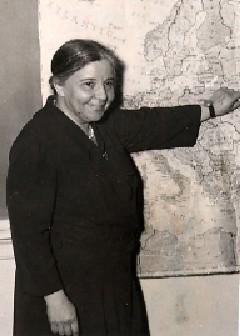 Catherine Wolkonsky, VCSC