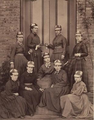 One of Vassar's last baseball teams, The Resolutes, in 1876.