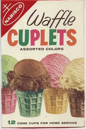 Nabisco Waffle Cuplets