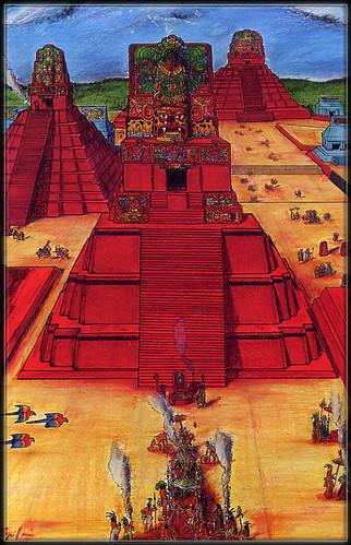 Tikal (Painting)