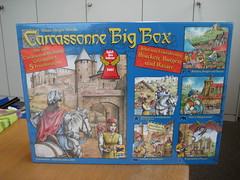 Carcassonne Big Box (2010): Vorderseite