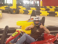 Our own Ricky Bobby (rob2wood) Tags: poleposition