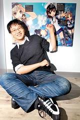 101109(3) - 台灣漫畫家ZECO(陳皇宇)的原創新作《陽炎少女》將在今年底進軍日本連載!