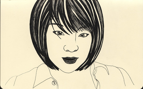 Portrait of Jennifer Lee
