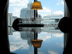 Marriott reflections (kimbar/very busy, in and out) Tags: reflection beautiful hotel cool indianapolis indiana 308 i500