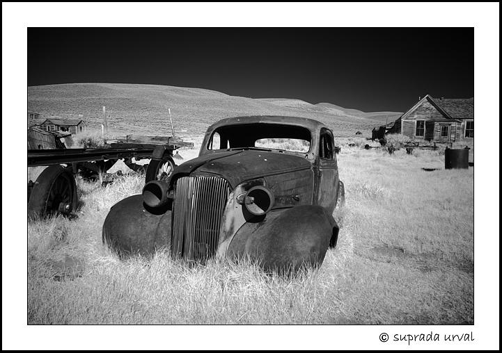IR Ghost Car