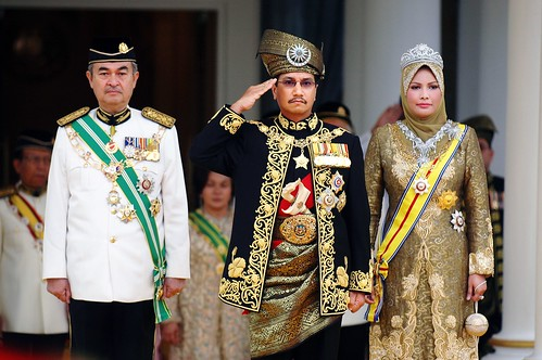 King of Malaysia por wazari.