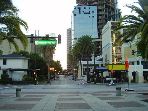 Downtown Orlando Music Scene