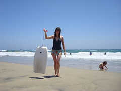 Boogie Boarding was fun (*{Kate}*) Tags: vacation boogieboard