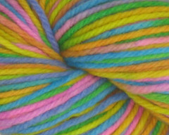 Candy Sprinkles Bulky Rambouillet Yarn - 4oz (WW)